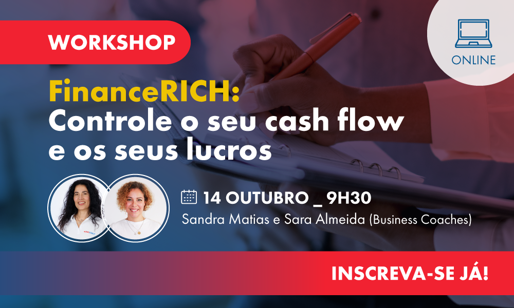 Finance Rich – Controle o seu cash flow e os seus lucros